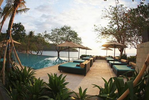Amarsvati Luxury Resort Condotel & Villas Malimbu Lombok Lombok -