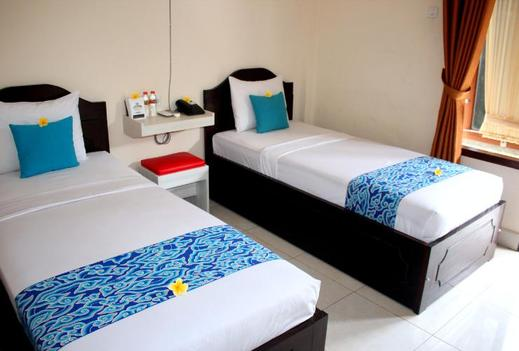 Djembank Hotel Lombok - Guest room