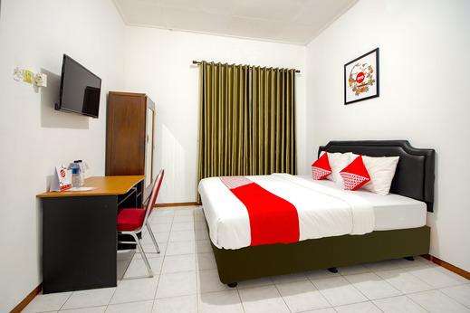 OYO 851 Rumah Mumu Kost & Homestay Yogyakarta - Bedroom