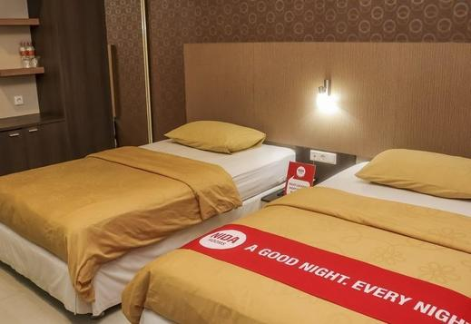 NIDA Rooms Bandung Tangkuban Perahu Enchantment Sukajadi - Kamar tamu
