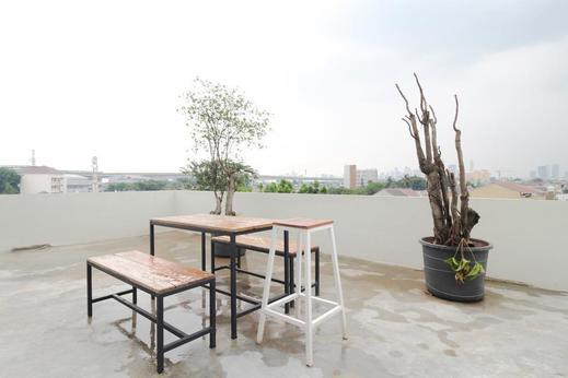 Airy Eco Syariah Petukangan Kemajuan 45B Jakarta Jakarta - Rooftop