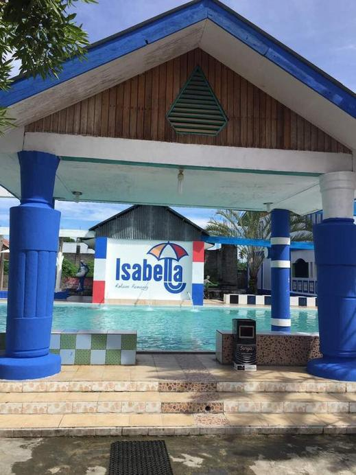 Hotel Isabella Maluku Tengah - building