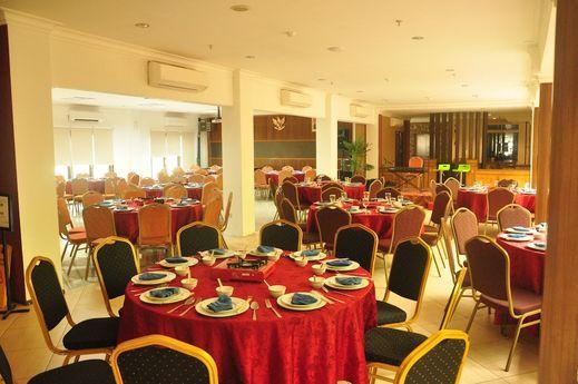 Hotel Royal Park Samarinda - Restaurant