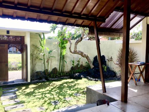Jati Joglo Villa Sanur - Taman