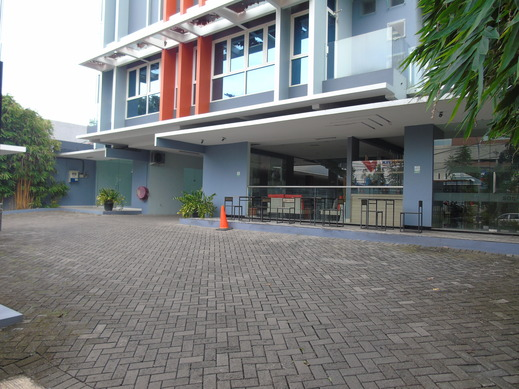 Hotel Sonic Airport Semarang Semarang - Fasad