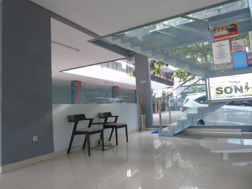 Hotel Sonic Airport Semarang Semarang - Lobby