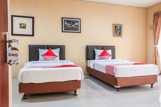 OYO 968 Tirthankara Residence Jakarta - Bedroom