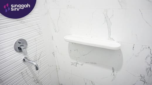 Singgahsini Kemala Residence (Female Only) Yogyakarta - Bathroom