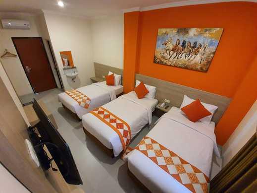 LUVIDO Residence Semarang Semarang - Bedroom