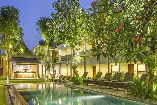 Amadea Resort and Villas Bali - Kolam Renang