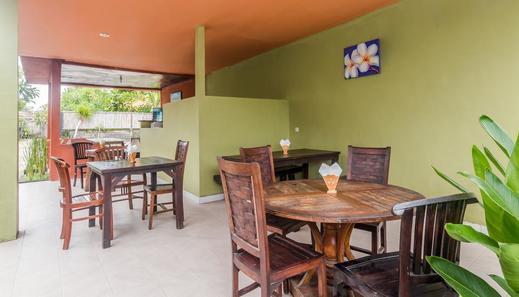 ZenRooms Nusa Dua Pratama Bidadari Bali - Restoran