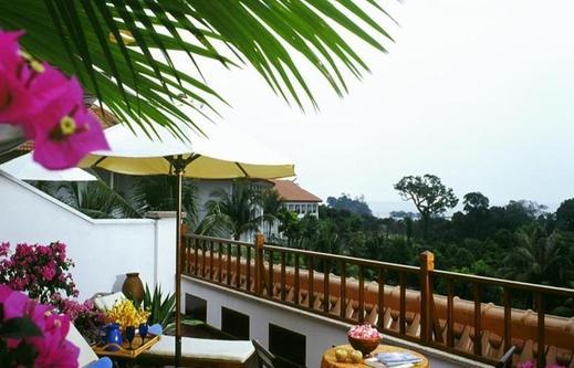 Bintan Lagoon Resort Bintan - Balkon