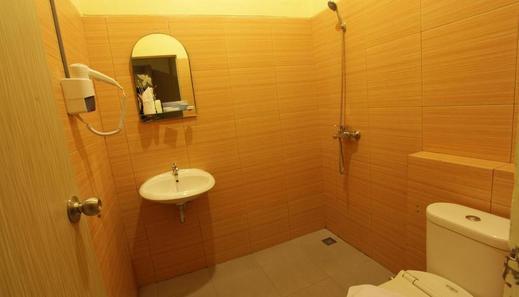 Simalungun City Hotel Siantar - Kamar mandi