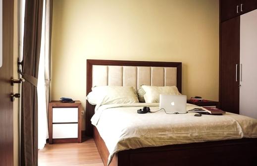 Vimalla Hills at Semeru Bogor - Bedroom