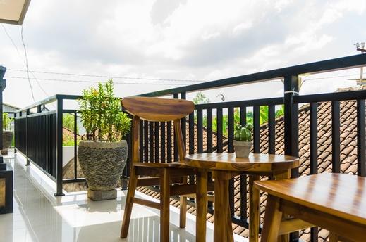Cakra House Bali - Balcony