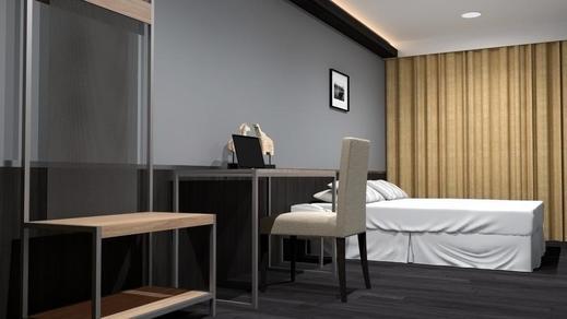Hotel Pantes Simpang Lima Semarang - Guest room