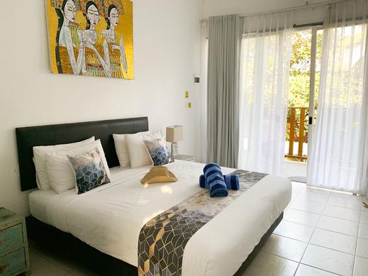 Dejavu Hotel Gili Trawangan Lombok - Double Room