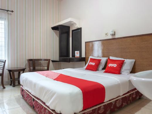 OYO 3804 Hotel Tegar Asri Malang - Bedroom