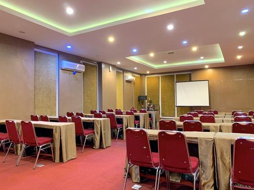 Parma Indah Hotel  Pekanbaru - Meeting room