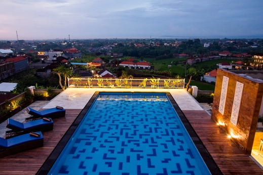 Canggu Dream Village Bali - pool