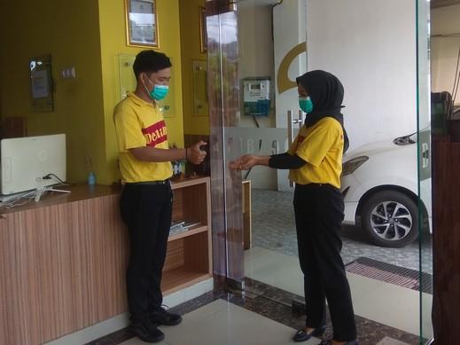 Denata B&B Palembang - Hygiene