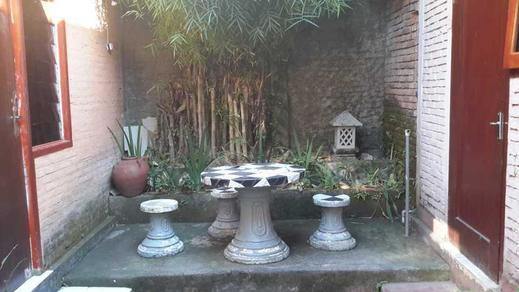 Mandiri Homestay Lombok - Teras