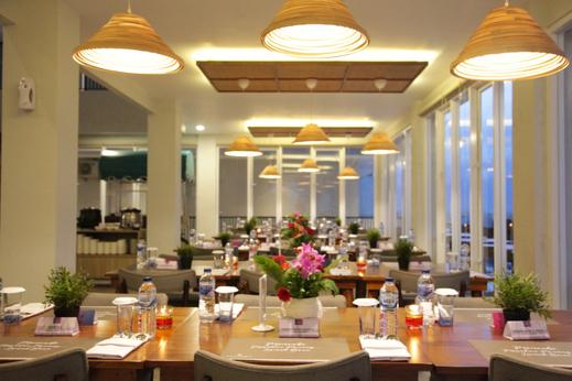 The Balcone Hotel & Resort Bukittinggi Bukittinggi - Mangiare Restoran
