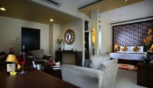 Hotel Cantika Swara Berau - Guest Room