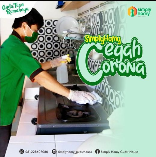 Simply Homy Guest House Gejayan Yogyakarta - Clean & Safe