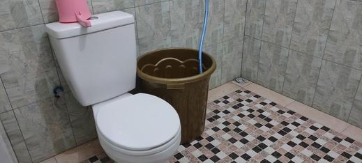 Penginapan Pendopo Kasih Yogyakarta - Bathroom