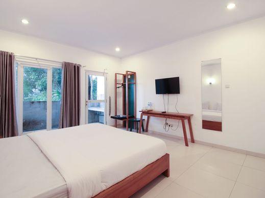 Tibrae Homestay Syariah Bandung - Bedroom