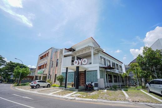 OYO 511 Grace Residence Surabaya - Facade