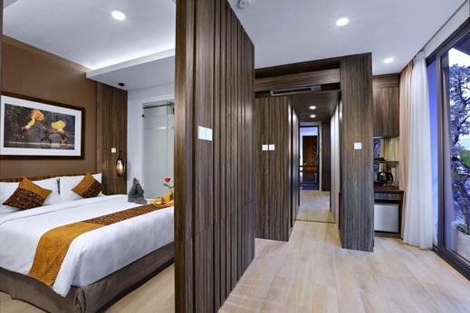 S7 Suites Gandaria Jakarta - Kamar Tidur