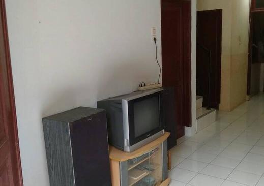 Villa Berastagi Gunung Mas - Ruang TV
