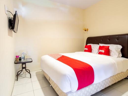 OYO 1634 Dom Residence Medan - Guestroom SD