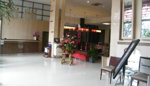 Tinggal Premium Dago Siliwangi Bandung - lobi