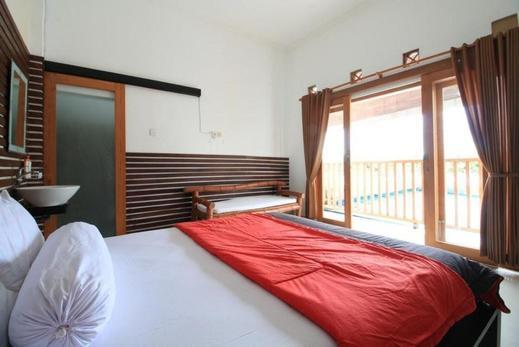 Medewi Surf Lodge Bali - Bedroom
