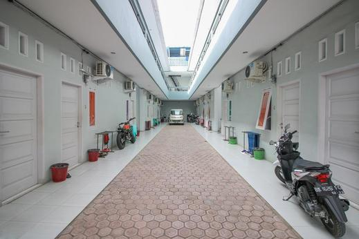 Airy Eco Medan Johor Suka Ria 5 - Corridor