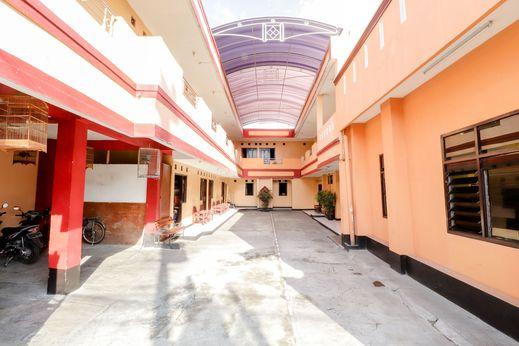 Cempaka Hotel Yogyakarta - Exterior