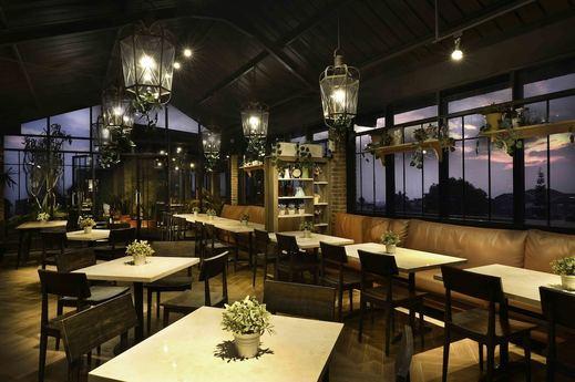 Kytos Hotel Bandung - Restaurant