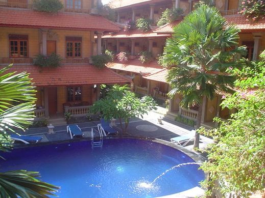 New Arena Beach Resort and Hotel Bali - Pool