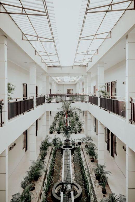 D'Paragon Flamboyan Yogyakarta - interior