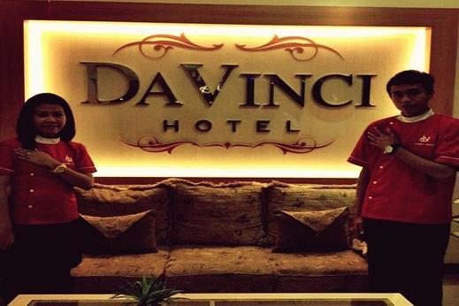 Hotel Davinci Kendari - Salam Penyambutan