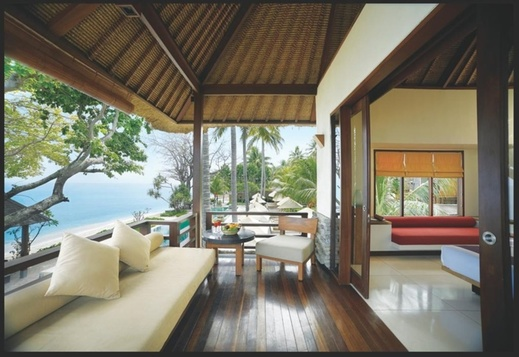 Qunci Villas Hotel Lombok - Interior