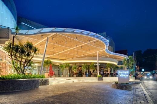 The Aswana Seminyak Bali - Exterior