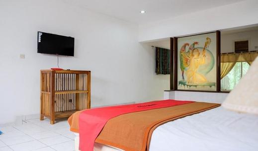 RedDoorz Plus near Jalan Baru Bogor Bogor - Kamar Tamu