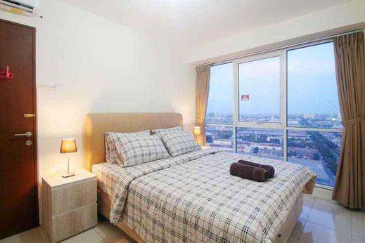 Apartemen Tifolia by Stay360 Jakarta - Bedroom