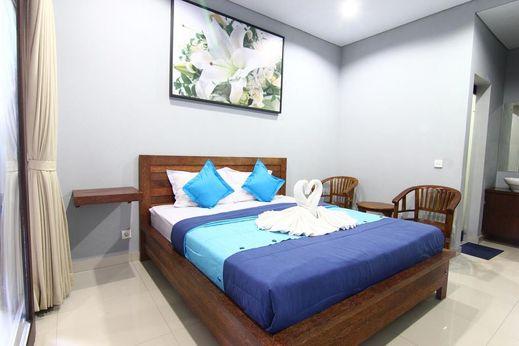 Radha Homestay Bali - room