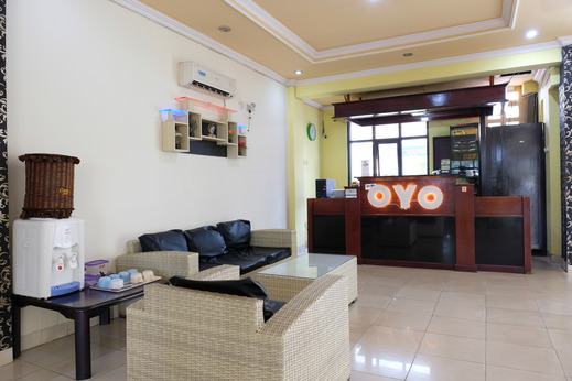 OYO 515 Oasis Hotel Belitung Timur - Reception