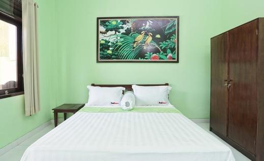 RedDoorz @Kerobokan Canggu Bali - Kamar tamu